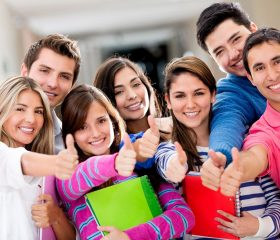 Học bổng trung học tự túc